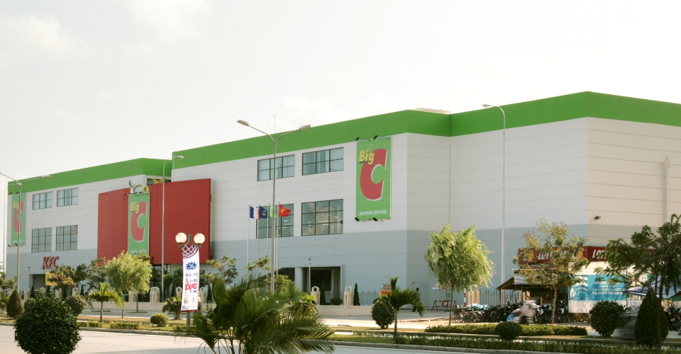 The best shopping sites in Hai Phong