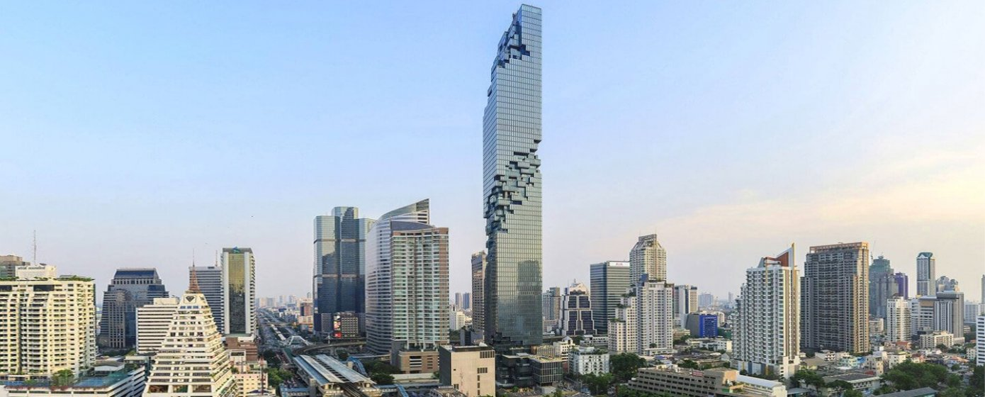Mahanakhon Tower