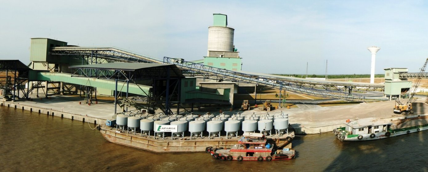 Lafarge Grinding Plant